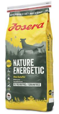 Josera Nature Energetic  900 g, 15 kg
