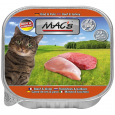 MAC's Cat - Beef & Turkey 85 g - Kattemad med oksekød