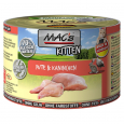 MAC's Kitten - Turkey & Rabbit 200 g