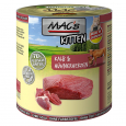 MAC's Kitten - Veal & Chicken Hearts 800 g - Eledel kiscicáknak
