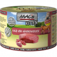 Kitten - Veal & Chicken Hearts MAC's 200 g