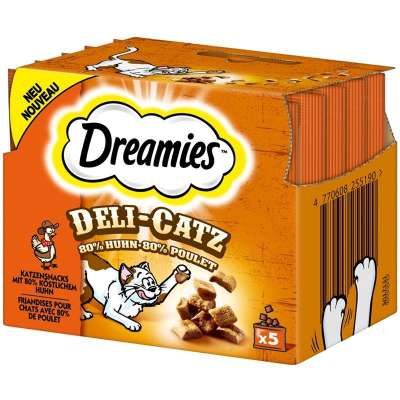 Dreamies Deli-Catz - Chicken Chicken 25 g