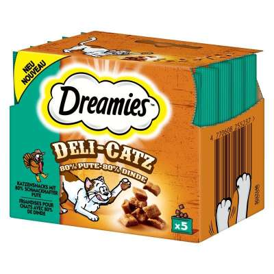 Dreamies Deli-Catz - Turkey Turkey 25 g
