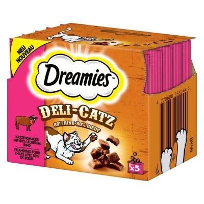 Dreamies Deli-Catz - Beef Beef 25 g
