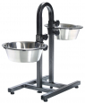 Dog Bar, Stainless Steel  2x2.8 l från Trixie