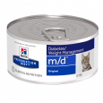 Mit Hill's Prescription Diet Feline - m/d Diabetes / Weight Management - Original wird oft zusammen gekauft