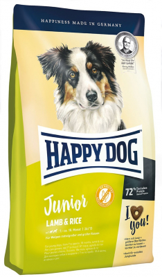 Happy Dog Supreme Young Junior met Lamb & Rice 1 kg