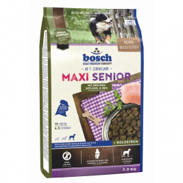 bosch High Premium Concept - Maxi Senior with Fresh Poultry & Rice  2.5 kg