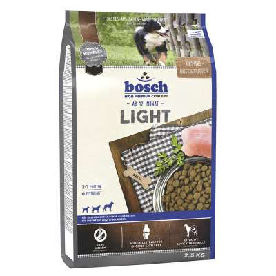 Bosch High Premium Concept - Light  2.5 kg, 12.5 kg, 1 kg