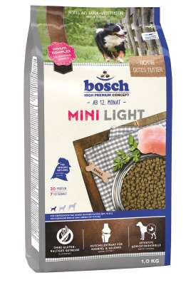 Bosch Mini Light  2.5 kg, 1 kg