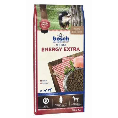 Bosch High Premium Concept - Energy Extra  15 kg, 1 kg
