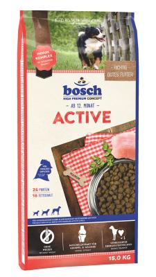 Bosch High Premium Concept - Active  3 kg, 15 kg, 1 kg