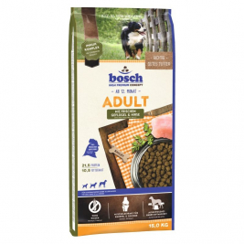 High Premium Concept - Adult with Fresh Poultry & Millet bosch 4015598013161