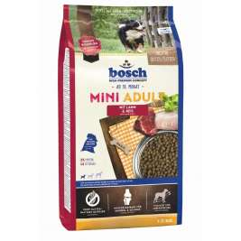 bosch High Premium Concept - Mini Adult com Cordeiro & Arroz  1 kg