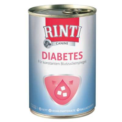 Rinti Canine Diabetes  400 g