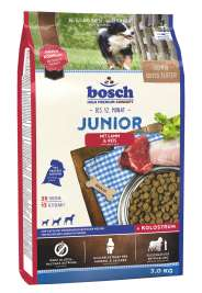 bosch High Premium Concept - Junior con Cordero & Arroz  3 kg