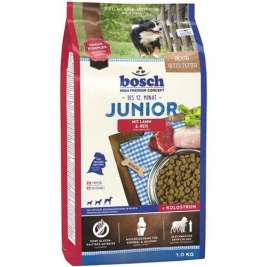 bosch High Premium Concept - Junior con Cordero & Arroz  1 kg
