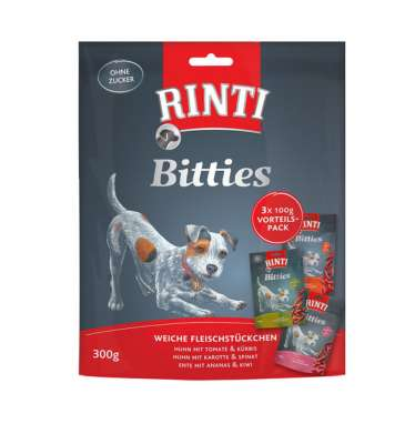 Rinti Bitties Multipack 3x100 g