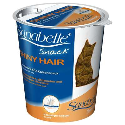 Sanabelle Shiny Hair Snack 150 g
