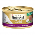 Gourmet Gold - Fine Pâté with Lamb and Green Beans 85 g från Purina