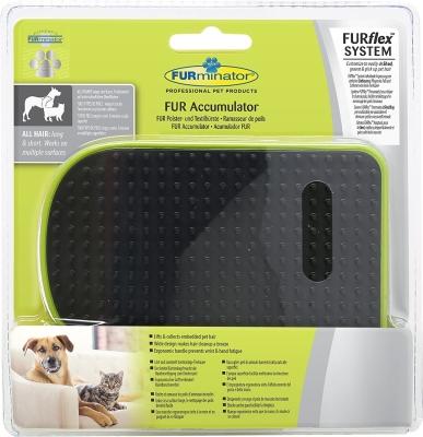 FURminator FURflex Tierhaar-Polster- und Textilbürsten Aufsatz
