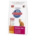 Hill's Science Plan Feline - Adult Sensitive Skin mit Huhn  5 kg