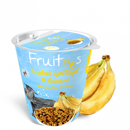 Fruitees Banane bosch 4015598009539