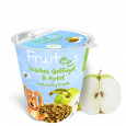 Finest Snack Concept Fruitees Appel 200 g van Bosch