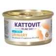 Kattovit Feline Diet Urinary - Low Magnesium Tonijn 85 g - Kattenvoer met vis