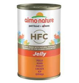 HFC Jelly Huhn in der Dose Almo Nature  8001154126815
