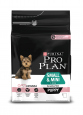Purina Pro Plan Small & Mini Puppy Sensitive Skin with Optiderma reich an Lachs  3 kg