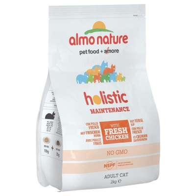 Almo Nature Holistic Huhn & Reis 400 g, 2 kg, 12 kg