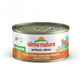 Almo Nature HFC Natural Chicken and Tuna  70 g