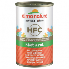 HFC Natural Huhn mit Kürbis Almo Nature  8001154120530