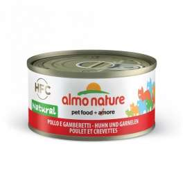 Almo Nature HFC Natural Chicken with Shrimps  70 g