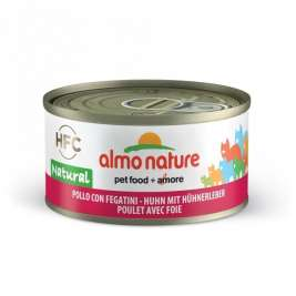HFC Natural Huhn und Leber Almo Nature  8001154124583