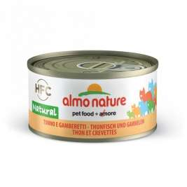 Almo Nature HFC Natural Tuna and Shrimps  70 g