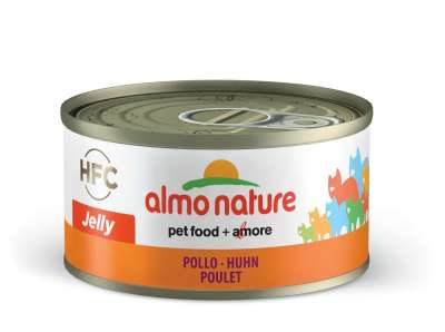 Almo Nature HFC Jelly Huhn 70 g, 140 g, 280 g