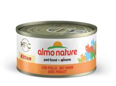 Almo Nature HFC Kitten Pui 70 g