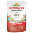 Almo Nature HFC Raw Pack mit Hühnerbrust 55 g