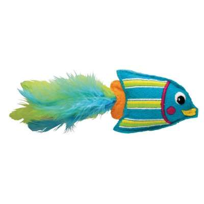 KONG Tropics Fish Light blue
