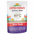 Almo Nature HFC Raw Pack Hühnerbrust und Entenfilet  Online Shop