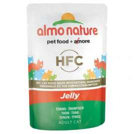 HFC Jelly Thunfisch Almo Nature  8001154124750
