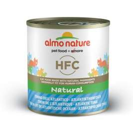 HFC Natural Atlantikthunfisch Almo Nature  8001154125108