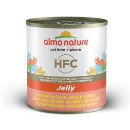 Almo Nature HFC Jelly Salmon and Pumpkin  280 g