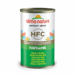 HFC Natural Thunfisch mit Mais Almo Nature  8001154125085