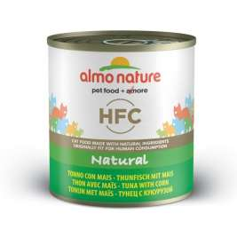 HFC Natural Thunfisch mit Mais Almo Nature  8001154125115