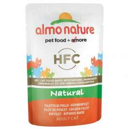 HFC Natural Hühnerfilet Almo Nature  8001154124378