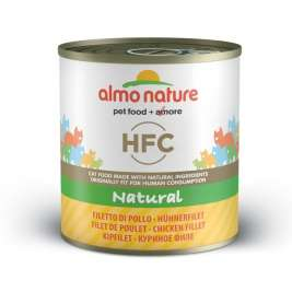 HFC Natural Hühnerfilet Almo Nature  8001154123746