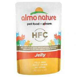HFC Jelly Huhn Almo Nature  8001154124736